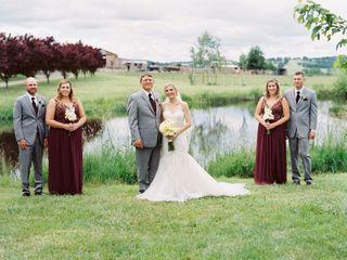 The wedding of Katelyn and Matt 3
