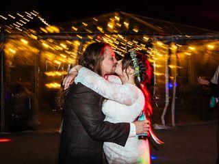 The wedding of Amanda and Alex 1
