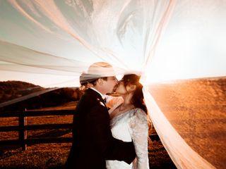 The wedding of Amanda and Alex