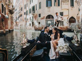 The wedding of Fernanda and Davide