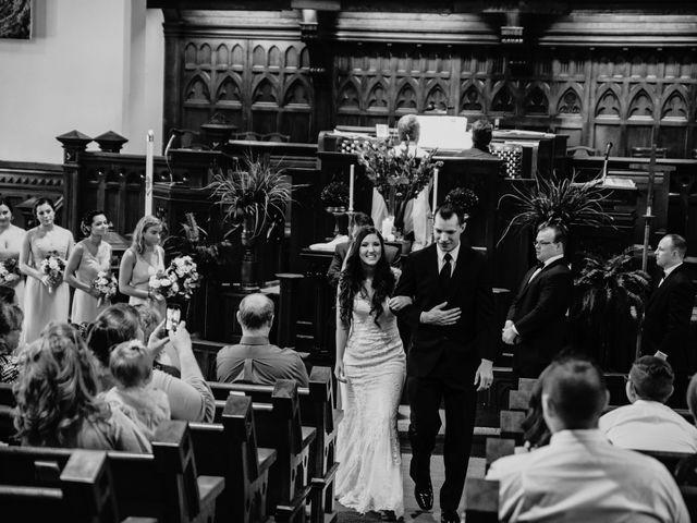 Jordan and Alliey's Wedding in Columbus, Ohio 2