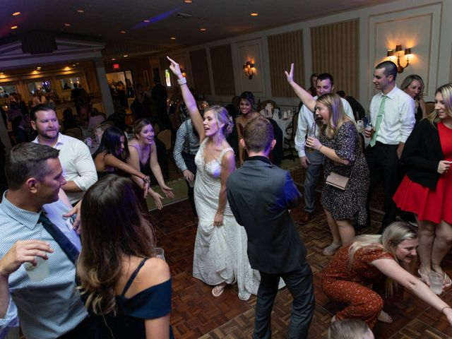 Mat and Shawnna's Wedding in Laconia, New Hampshire 6
