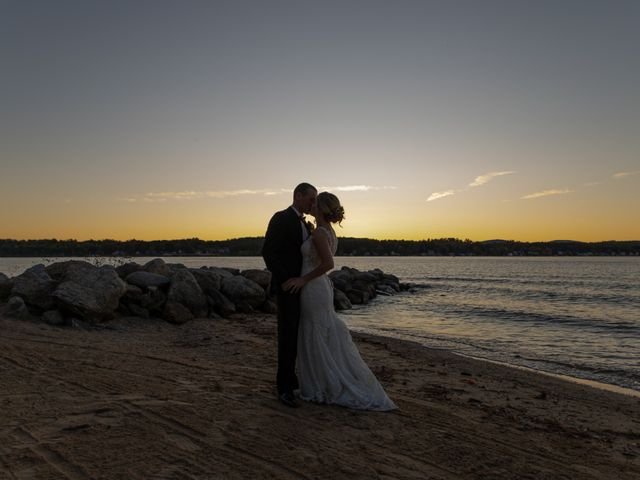 Mat and Shawnna's Wedding in Laconia, New Hampshire 7