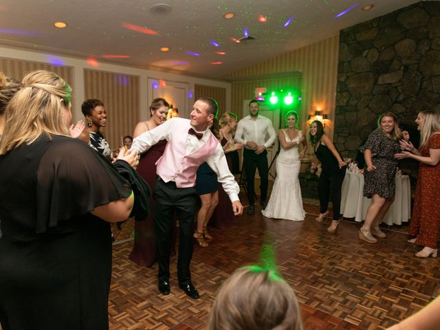 Mat and Shawnna's Wedding in Laconia, New Hampshire 8