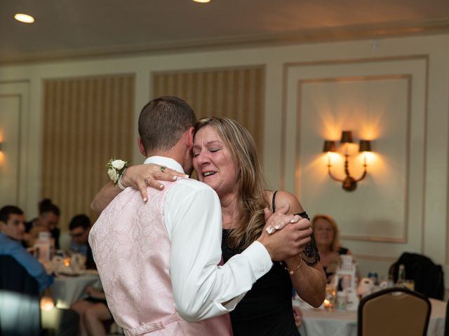 Mat and Shawnna's Wedding in Laconia, New Hampshire 18