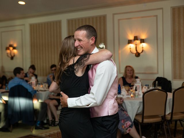Mat and Shawnna's Wedding in Laconia, New Hampshire 19