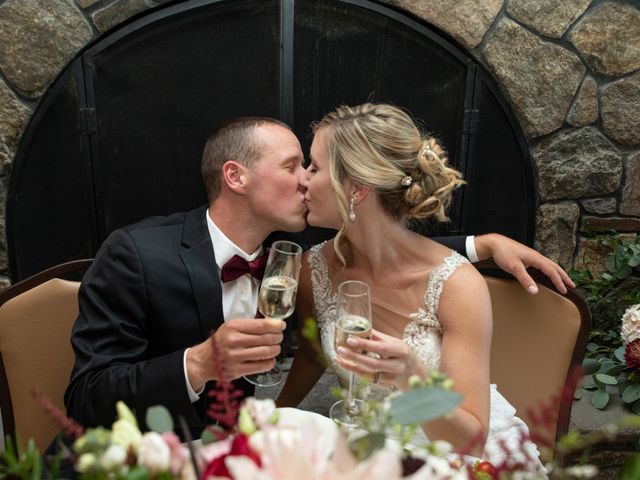 Mat and Shawnna's Wedding in Laconia, New Hampshire 20