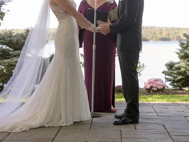 Mat and Shawnna's Wedding in Laconia, New Hampshire 23