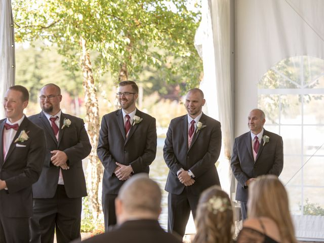 Mat and Shawnna's Wedding in Laconia, New Hampshire 26