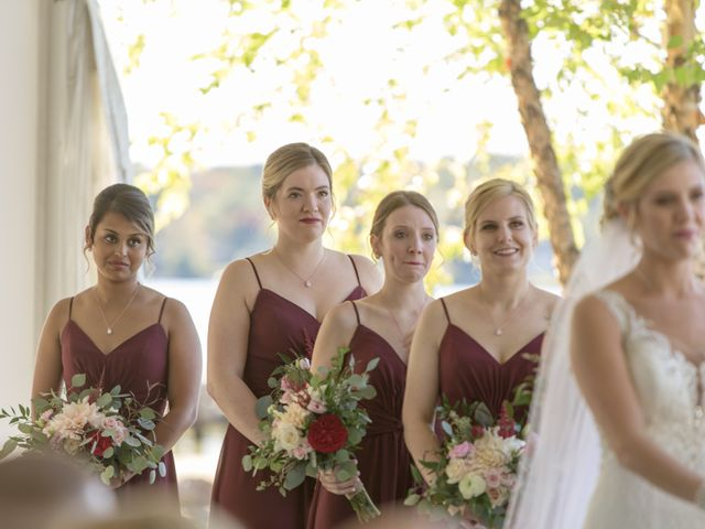 Mat and Shawnna's Wedding in Laconia, New Hampshire 27
