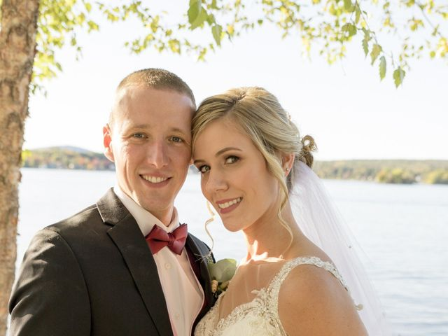 Mat and Shawnna's Wedding in Laconia, New Hampshire 37