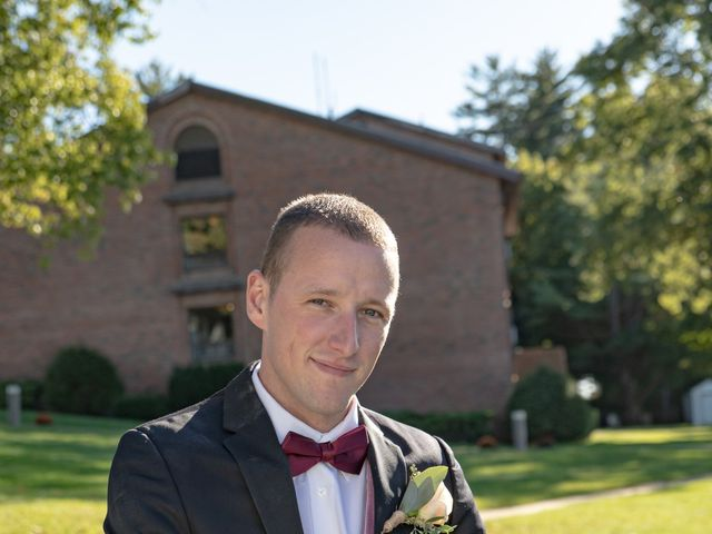 Mat and Shawnna's Wedding in Laconia, New Hampshire 38