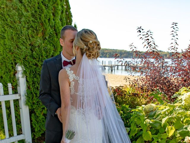 Mat and Shawnna's Wedding in Laconia, New Hampshire 40