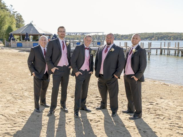 Mat and Shawnna's Wedding in Laconia, New Hampshire 41