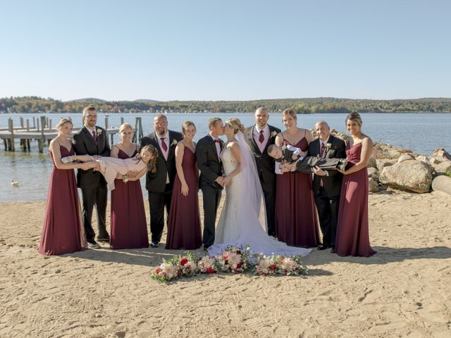 Mat and Shawnna's Wedding in Laconia, New Hampshire 43