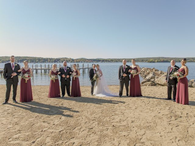Mat and Shawnna's Wedding in Laconia, New Hampshire 44