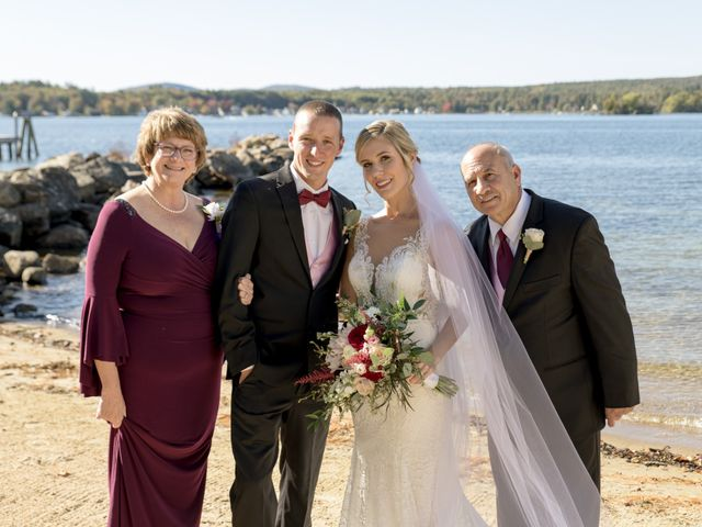 Mat and Shawnna's Wedding in Laconia, New Hampshire 45