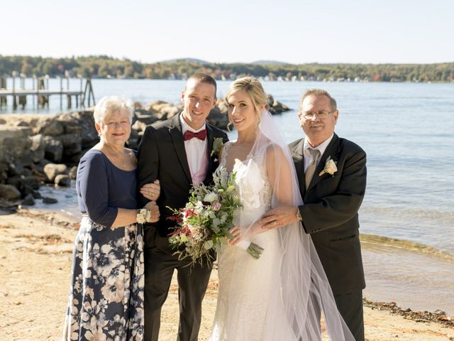 Mat and Shawnna's Wedding in Laconia, New Hampshire 48
