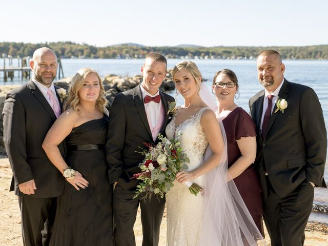 Mat and Shawnna's Wedding in Laconia, New Hampshire 49