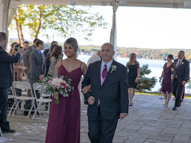 Mat and Shawnna's Wedding in Laconia, New Hampshire 51