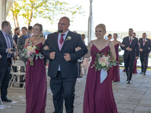 Mat and Shawnna's Wedding in Laconia, New Hampshire 54
