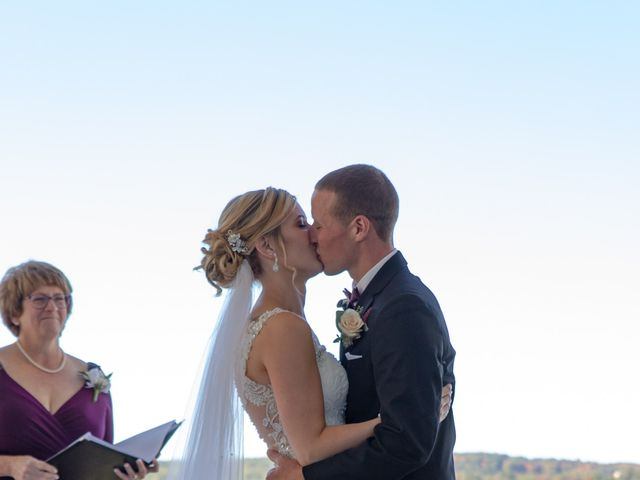 Mat and Shawnna's Wedding in Laconia, New Hampshire 56