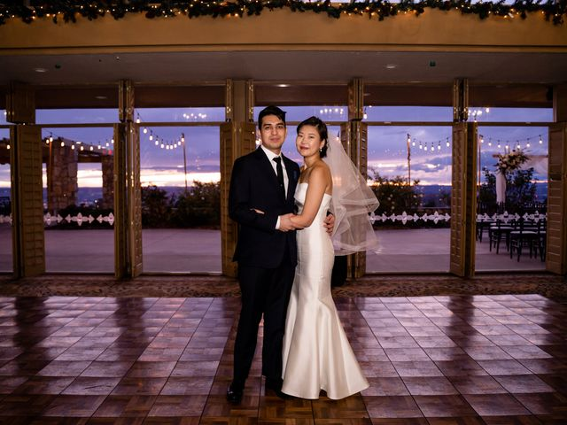 Jesse and Min's Wedding in El Paso, Texas 10
