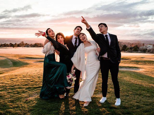 Jesse and Min's Wedding in El Paso, Texas 12