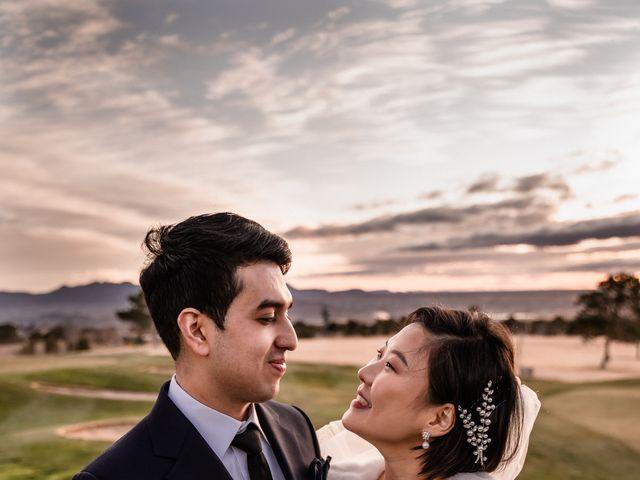 Jesse and Min's Wedding in El Paso, Texas 16