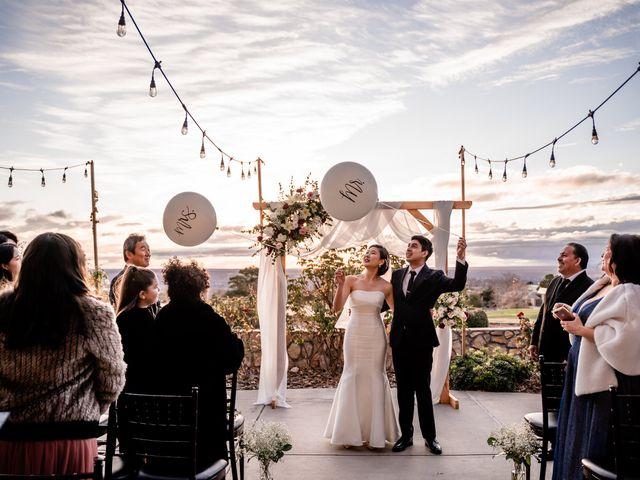 Jesse and Min's Wedding in El Paso, Texas 17