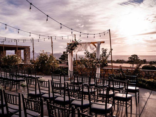 Jesse and Min's Wedding in El Paso, Texas 25