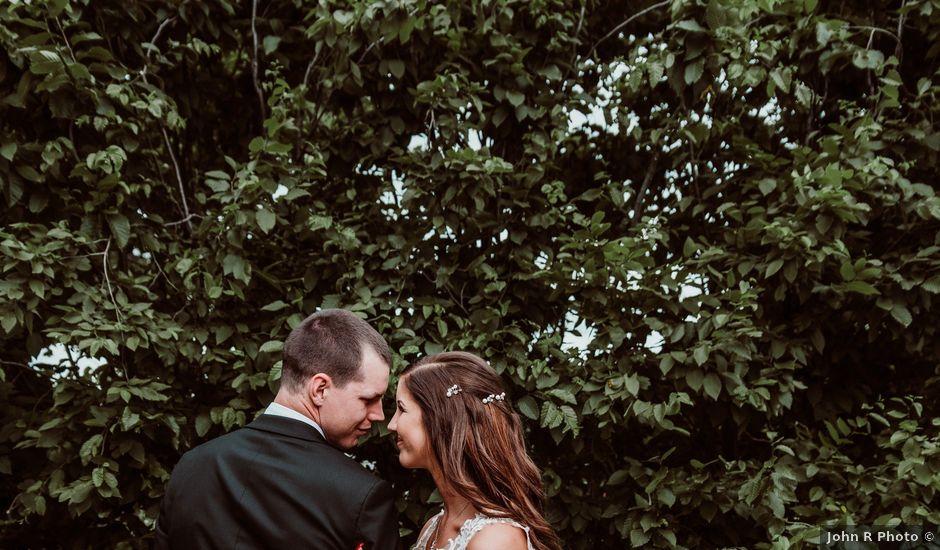 Jordan and Alliey's Wedding in Columbus, Ohio