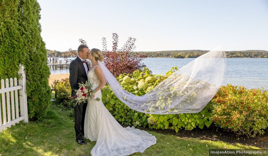 Mat and Shawnna's Wedding in Laconia, New Hampshire