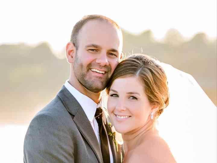 The wedding of Mike and Christina