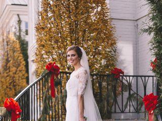 Courtney and John's Wedding in Charlotte, North Carolina 7