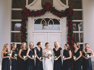Courtney and John's Wedding in Charlotte, North Carolina 8