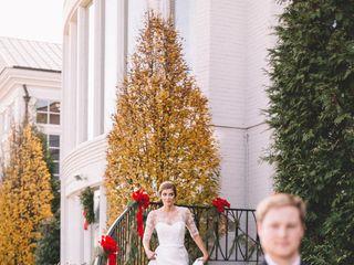 Courtney and John's Wedding in Charlotte, North Carolina 10