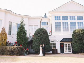 Courtney and John's Wedding in Charlotte, North Carolina 15
