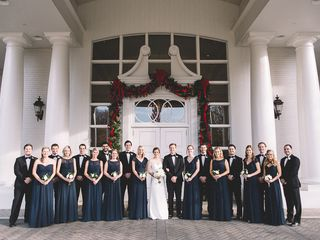 Courtney and John's Wedding in Charlotte, North Carolina 16