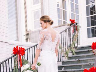 Courtney and John's Wedding in Charlotte, North Carolina 6