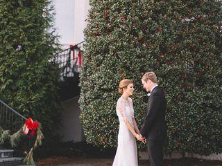 Courtney and John's Wedding in Charlotte, North Carolina 12