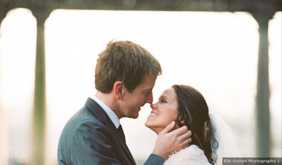 Shannon and Dan's Wedding in Asheville, North Carolina