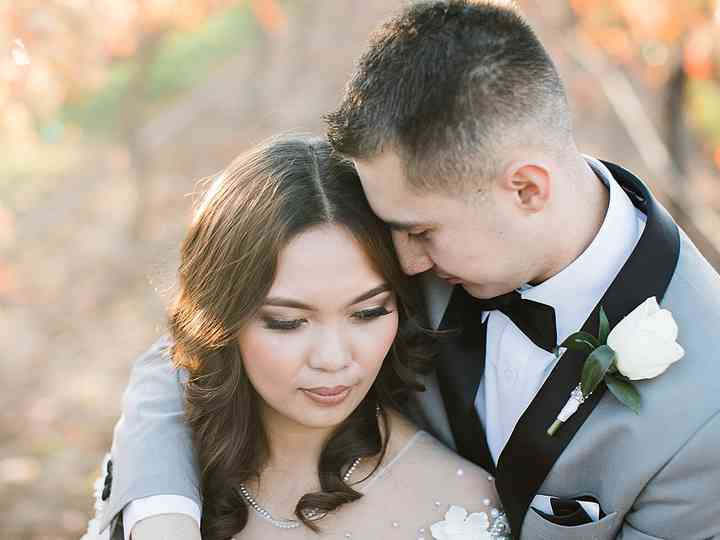 The wedding of Maricris and Marlon