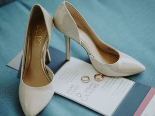 The wedding of Laura and Fabian 1