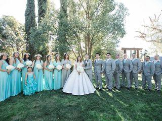 The wedding of Maricris and Marlon 2