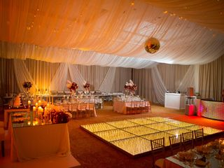 The wedding of Claire Ann Cuarteros  and Rishi Malhan  3