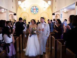 The wedding of Aya and Conrad 1