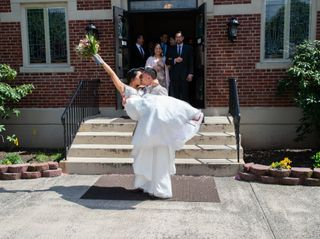 The wedding of Aya and Conrad 2
