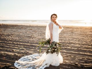 The wedding of Elyse and Anthony 1