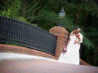 The wedding of Kimoora and Heath